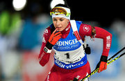 Белорусская биатлонистка Дарья Юркевич завершила карьеру