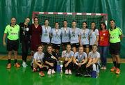 Львовская Галичанка выиграла Кубок Украины по гандболу