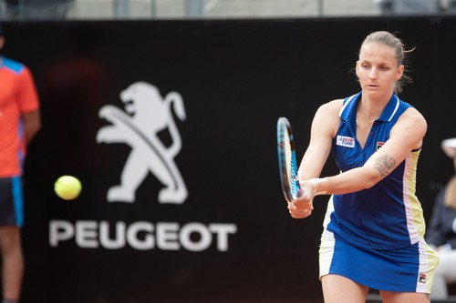 Плишкова выиграла турнир в Риме