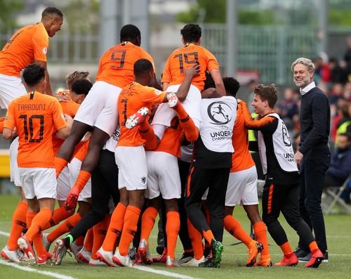 Нидерланды выиграли финал Евро U-17 у Италии