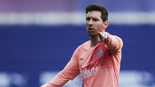 Эйбар – Барселона – 2:2. 50-й гол Месси. Видео голов и обзор матча