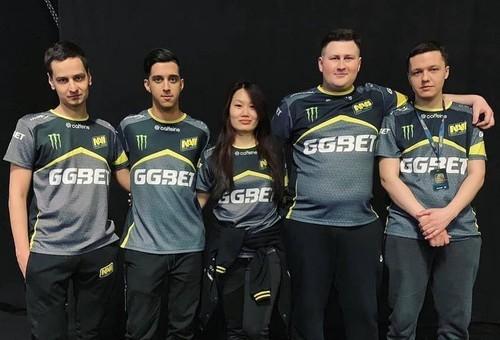Na'Vi удерживают второе место после первой недели PUBG Europe League