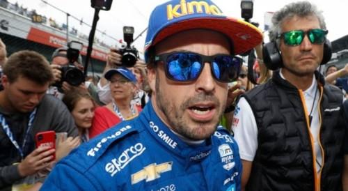 Фернандо Алонсо провалил квалификацию Инди-500