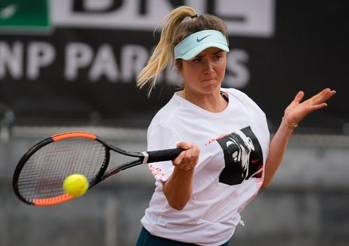 ВИДЕО. Удар Свитолиной попал в десятку лучших на турнире в Риме