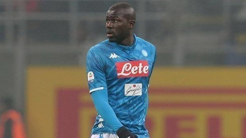 Наполи отказался продавать Кулибали в Ман Юнайтед за 110 млн евро