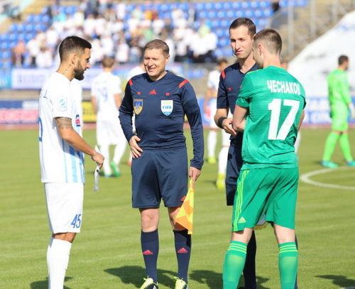 Где смотреть онлайн матч чемпионата Украины Десна – Ворскла