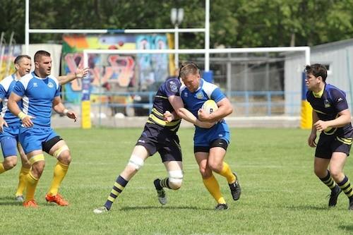 Сборная Украины пробилась в элитный дивизион Трофи