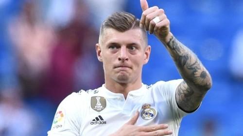 Тони КРООС: «Для меня не проблема, если Реал купит Погба»