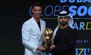 Globe Soccer Awards. Роналду - лучший игрок, Ливерпуль - лучшая команда