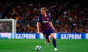 Френки ДЕ ЙОНГ: «АПЛ стала мощнее чемпионата Испании»