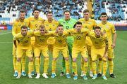 ВИДЕО. Сборная Украины поздравила страну с Новым годом