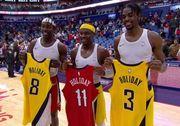 Впервые в истории НБА три брата одновременно сыграли в одном матче