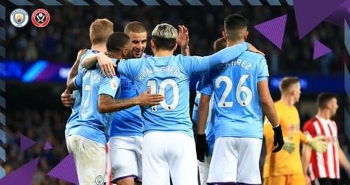 Манчестер Сити – Шеффилд Юнайтед – 2:0. Видео голов и обзор матча