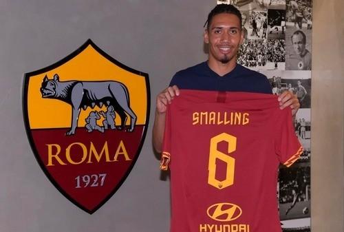 Рома предлагает 15 миллионов евро за Смоллинга