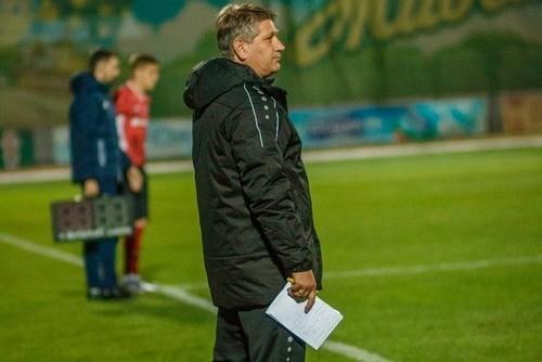 Сергей Ковалец признан лучшим тренером Первой лиги Украины в 2019-м году