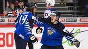 МЧМ по хоккею. Финляндия выбила США, Швеция громит Чехию