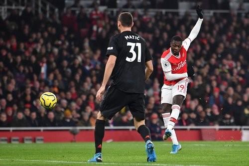 Арсенал – Манчестер Юнайтед – 2:0. Текстова трансляція матчу