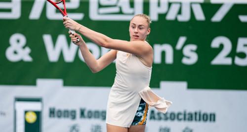 Лопатецкая уступила в своем первом матче с мая 2019 года