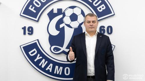 Команда Милевского в Беларуси получила нового тренера