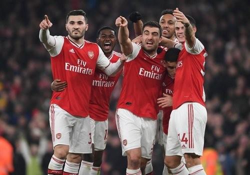Арсенал здолав Ман Юнайтед, здобувши першу перемогу під керівництвом Артети