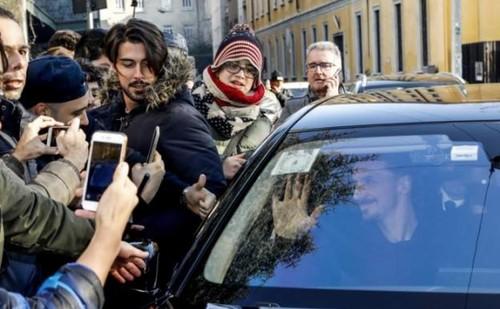 ИБРАГИМОВИЧ: «Милан - мой дом. Будем снова веселиться с фанами»