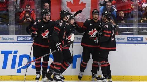МЧМ по хоккею. Канада и Россия вышли в полуфинал