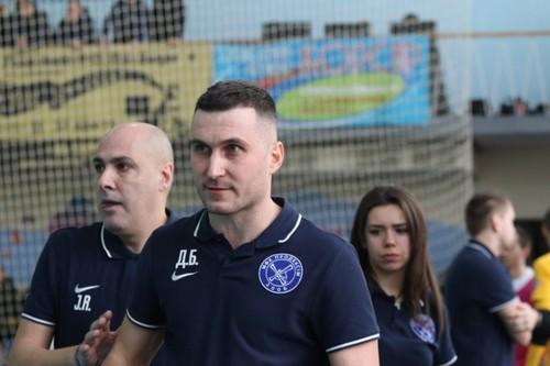 Продэксим назначил нового главного тренера