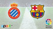Де дивитися онлайн матч чемпіонату Іспанії Еспаньол — Барселона