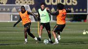 ВИДЕО. Марсело показал феноменальный удар на тренировке
