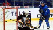 МЧМ по хоккею. Казахстан удивил Германию в битве за выживание