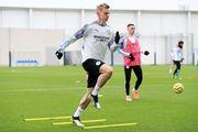 Зінченко вийде в основі МанСіті на матч Кубка Англії
