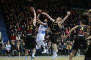 Київ-Баскет відіграв мінус 16 очок в матчі з Миколаєвом