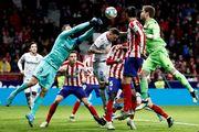 Атлетико переиграл Леванте и продолжает погоню за лидерами
