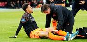Форвард сборной Нидерландов из-за травмы рискует не поехать на Евро-2020