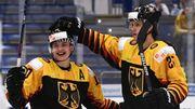 МЧМ по хоккею. Германия сохранила место в элитном дивизионе