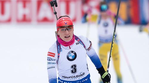 Пауліна ФІАЛКОВА: «Хочу краще стріляти і набрати кращу форму»