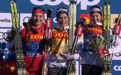 Йохауг выиграла Тур де Ски-2020