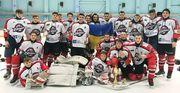 Хоккейный Донбасс поехал в Россию и выиграл турнир в Белгороде