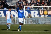 Фаны Лацио оскорбляли Балотелли на расистской почве, Марио ответил голом