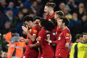 Ливерпуль – Эвертон – 1:0. Видео гола и обзор матча