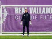 Реал решил вернуть Лунина из Вальядолида