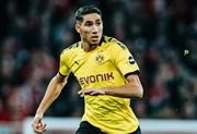 Бавария нацелилась на защитника Реала Хакими