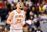 Яркая передача Янга на Лэня и два с фолом от украинца в топ-10 дня в НБА