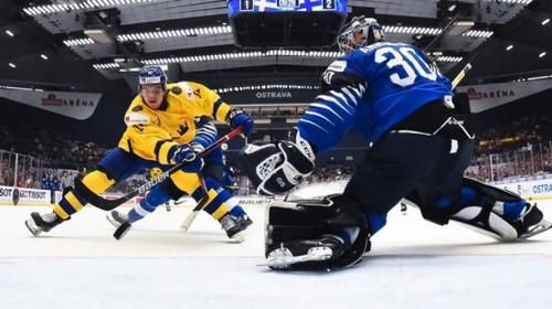 МЧМ по хоккею. Швеция выиграла у Финляндии матч за бронзу