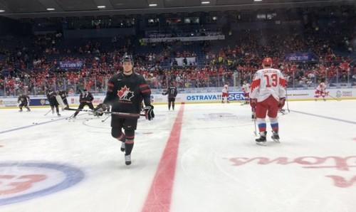 МЧМ по хоккею. Канада делает красивый камбэк и бьет Россию в финале