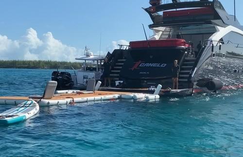 ВИДЕО. Игрушка за 60 лямов. Канело Альварес показал свою шикарную яхту