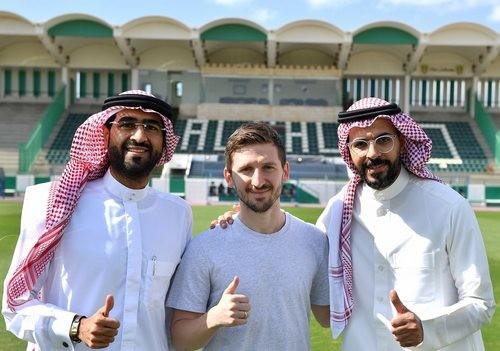 Экс-игрок сборной Германии уехал в Саудовскую Аравию