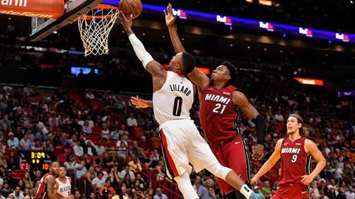 НБА. Клипперс дожали Никс, Майами обыграл Портленд