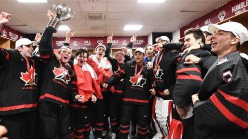 Россия уступила Канаде в финале МЧМ, а по ТВ показали победный матч от 2011