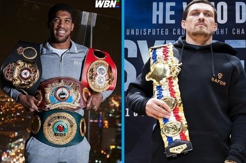 World Boxing News: Джошуа отдаст пояс WBO Усику